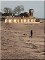 SY0080 : Exmouth beach in December by Chris Allen