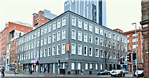 J3373 : The Easy Hotel, Belfast (December 2018) by Albert Bridge