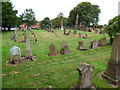 NS3422 : King Street burial ground by Thomas Nugent