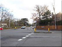 TL4557 : A round the colleges route to Downing Street (1) by Basher Eyre