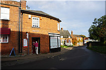TG1022 : Post Office, Market Place, Reepham by Ian S