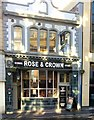 NZ2464 : The Rose and Crown, Newcastle by Robert Graham