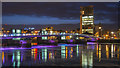 J3474 : The Lagan Weir, Belfast by Rossographer