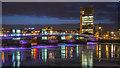 J3474 : The Lagan Weir, Belfast by Rossographer