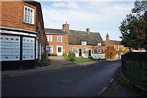 TG1022 : Church Hill, Reepham by Ian S