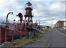 NO4030 : North Carr Lightship by Mat Fascione