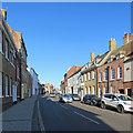 TF6120 : King's Lynn: King Street in autumn by John Sutton