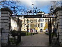 TL4557 : A round the colleges route to Downing Street (8) by Basher Eyre