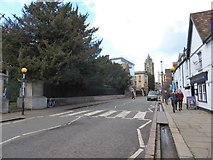TL4457 : A round the colleges route to Downing Street (11) by Basher Eyre