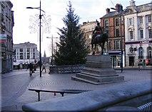 SO9198 : Tree Scene by Gordon Griffiths
