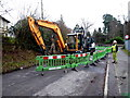 H4772 : Gas pipeline laying contract, Cranny (c) by Kenneth  Allen