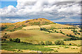 SO4894 : Caer Caradoc from Willstone Hill by Jeff Buck