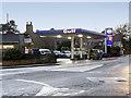 SD5364 : Station Garage, Caton by David Dixon