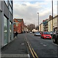 NZ2464 : Leazes Park Road by Robert Graham