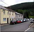SS9390 : Commercial Street from the corner of River Street, Ogmore Vale by Jaggery