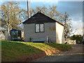 SO5261 : AA Sign at Kimbolton by Fabian Musto