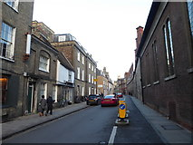 TL4458 : A round the colleges route to Downing Street (22) by Basher Eyre