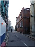 TL4458 : A round the colleges route to Downing Street (23) by Basher Eyre