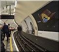TQ3080 : Northern Line, Embankment Station by N Chadwick