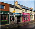 ST1586 : Greggs, Cardiff Road, Caerphilly by Jaggery