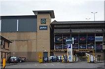 TL4658 : Grafton Centre by N Chadwick