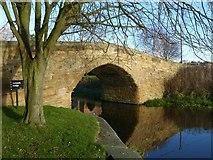 SE5726 : Tankards Bridge, West Haddlesey by Alan Murray-Rust