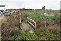 TL5875 : Footpath to Soham Cotes by Bill Boaden