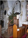 TQ0218 : Advent at St Mary, Stopham (e) by Basher Eyre