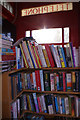 TL4962 : Book exchange, Horningsea by Stephen McKay