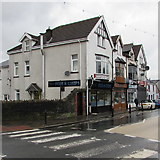 ST1195 : Webbers Fish & Chips shop, Nelson by Jaggery