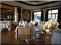 SX6443 : Burgh Island Hotel - Dining Room by Rob Farrow