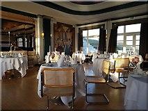 SX6443 : Burgh Island Hotel - Dining Room by Rob Farrow