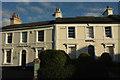 SX8671 : Terraced buildings, Newton Abbot by Derek Harper