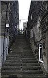 SH5638 : Grisiau Mawr by Arthur C Harris