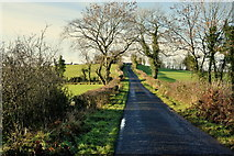 H4662 : Freughmore Road by Kenneth  Allen