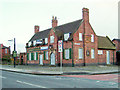 NY4053 : The Rose & Crown, Upperby, March 2008 (2) by Rose and Trev Clough
