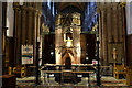 SJ4066 : The Shrine of St Werburgh in Chester Cathedral by Jeff Buck