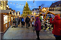 SJ4066 : Chester Christmas Market 2018 by Jeff Buck