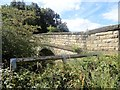 NZ1447 : Old stone bridge by Robert Graham