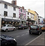 SO2914 : Luigi's, 10 Cross Street, Abergavenny by Jaggery