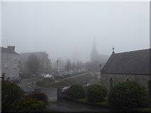 H4472 : Low visibility, Omagh by Kenneth  Allen