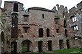 SJ5301 : Acton Burnell Castle by Colin Cheesman