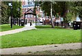 SJ8499 : Angel Meadow by Gerald England