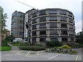 SP0483 : University of Birmingham - Ashley Building by Chris Allen