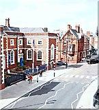 SJ4066 : Upper Northgate Street, Chester by David Hallam-Jones