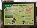 SU6994 : Information Board at Watlington Car Park by David Hillas