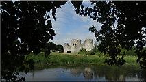 N8056 : Trim Castle & R Boyne by Colin Park