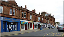 NS3230 : Ayr Street, Troon by Thomas Nugent