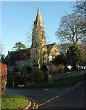 SE3265 : Church of St John the Baptist, Bishop Monkton by Derek Harper