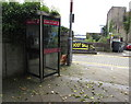SS6593 : Ivey Place phonebox, Swansea by Jaggery